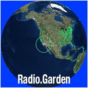 Radio Garden: Live radio across the world