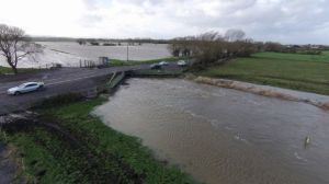 somerset levels flood